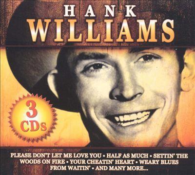 Hank Williams [Direct Source 3 CD]