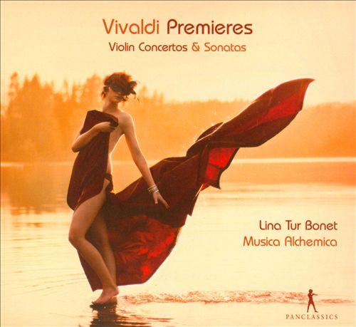 Vivaldi Premieres: Violin Concertos & Sonatas