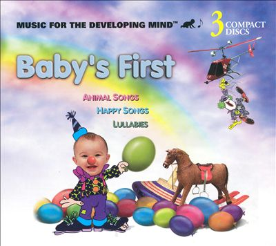 Baby's First: Animal Songs/Happy Songs/Lullabies