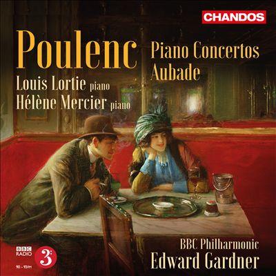 Poulenc: Piano Concertos; Aubade