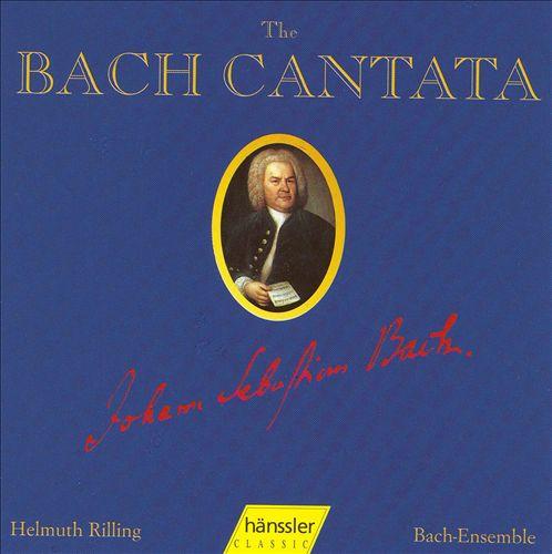 Die Bach Kantate, Vol. 48