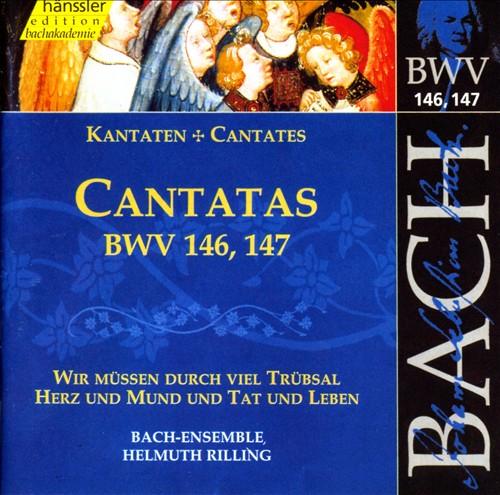 Bach: Cantatas, BWV 146, 147