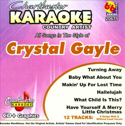 Chartbuster Karaoke: Crystal Gayle
