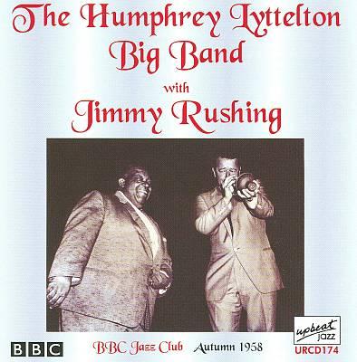 The Humphrey Lyttelton Big Band with Jimmy Rushing
