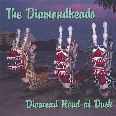Diamond Head at Dusk