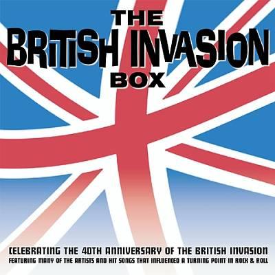 The British Invasion Box