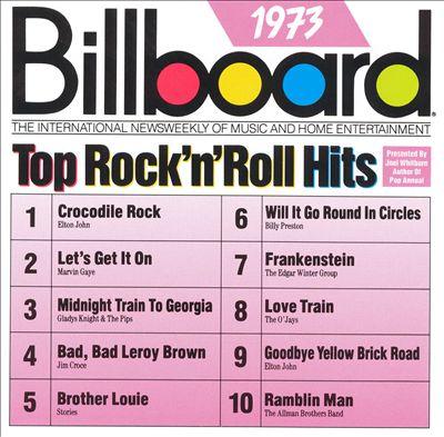 Billboard Top Rock & Roll Hits: 1973