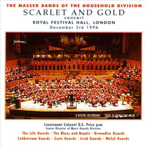 Scarlet and Gold Concert: Royal Festival Hall - December 3rd, 1996