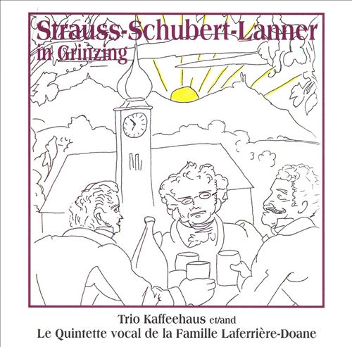 Strauss, Schubert, Lanner in Grinzing