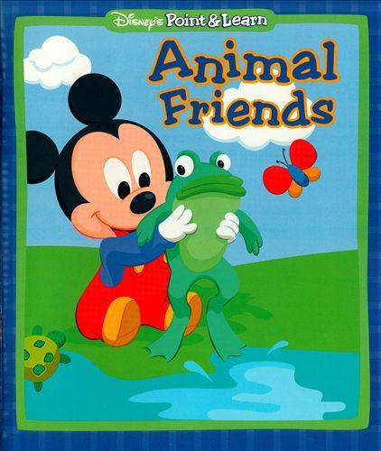 Disney's Point & Learn: Animal Friends