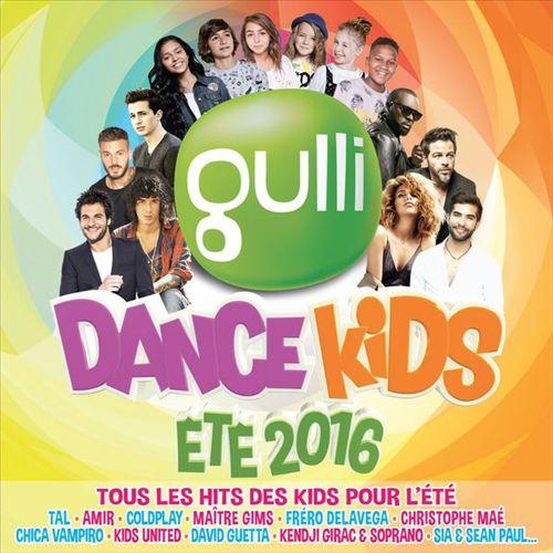 Gulli dance kids été 2016
