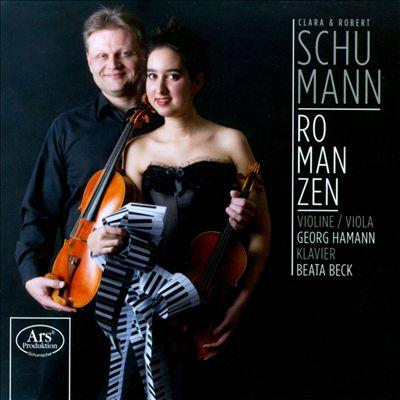 Clara & Robert Schumann: Romanzen