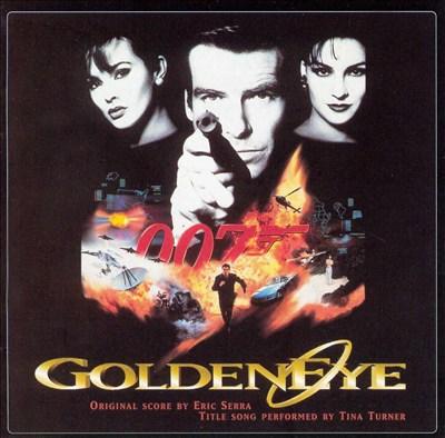 Goldeneye [Original Motion Picture Soundtrack]