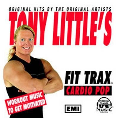Tony Little's Fit Trax: Cardio Pop