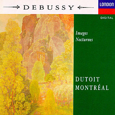 Debussy: Images; Noctures
