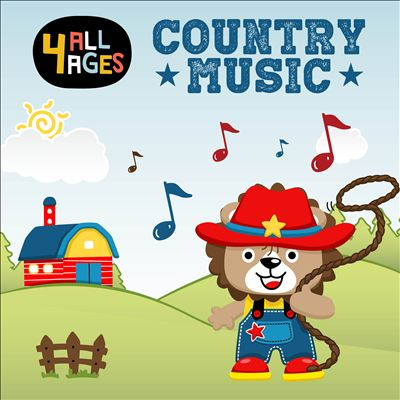 4 All Ages: Country Music