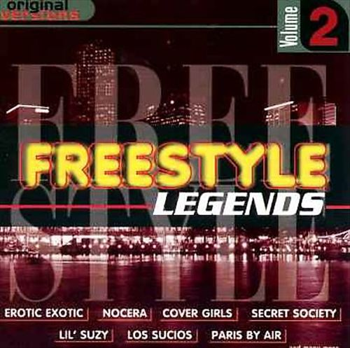 Freestyle Legends, Vol. 2