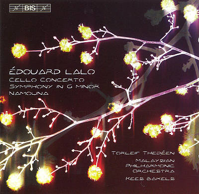 Édouard Lalo: Cello Concerto; Symphony in G minor; Namouna