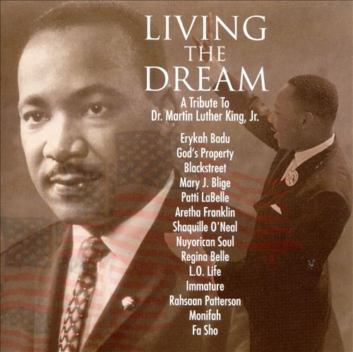 Living the Dream: A Tribute to Martin Luther King Jr.