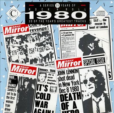 25 Years of Rock 'N' Roll 1980