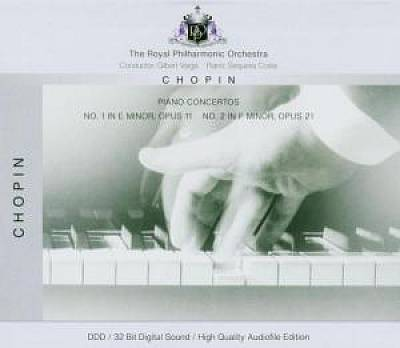 Chopin: Piano Concertos Nos. 1 & 2 [Germany]