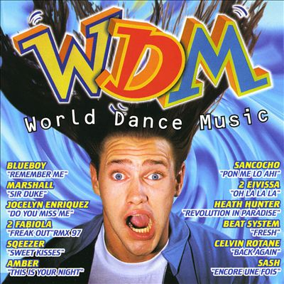 World Dance Music [Max]