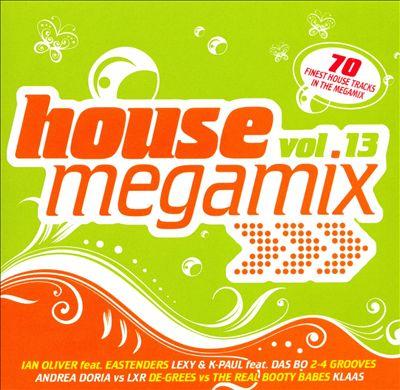 House Megamix, Vol. 13