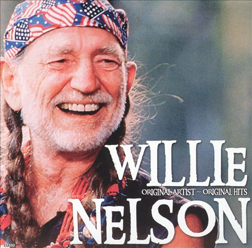 Willie Nelson [Platinum Disc]