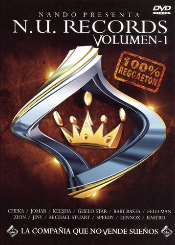 N.U. Records, Vol. 1 [DVD]