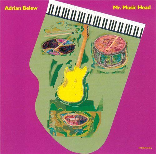 Mr. Music Head