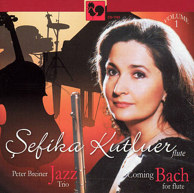 Coming Bach for Flute, Vol. 1