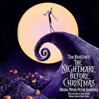 Tim Burton's The Nightmare Before Christmas [Original Motion Picture Soundtrack]