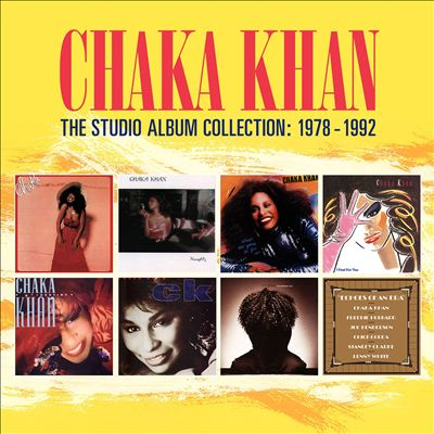 The Studio Album Collection: 1978-1992