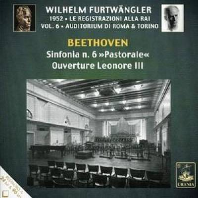 """Beethoven: Sinfonia N.6 """"Pastorale""""; Ouverture Leonore III"""