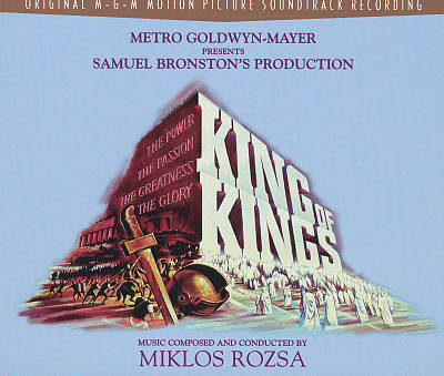 King of Kings (Original M-G-M Motion Picture Soundtrack)