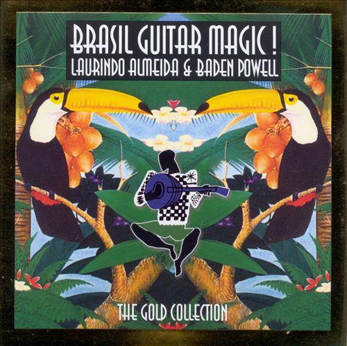 Brasil Guitar Magic: The Gold Collection