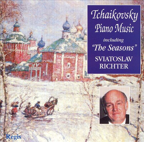 Sviatoslav Richter, Vol. 4