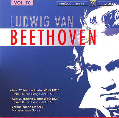 Beethoven: Complete Works, Vol. 70