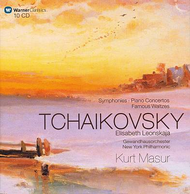 Tchaikovsky: Symphonies; Piano Concertos; Famous Waltzes