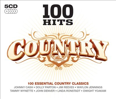 100 Hits: Country [2015]