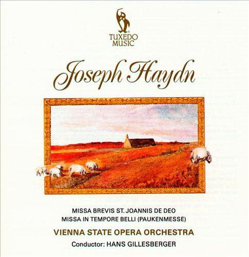 Haydn: Masses Nos. 7 & 9