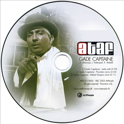 Gade Capitaine