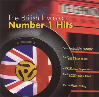 #1 Hits: The British Invasion