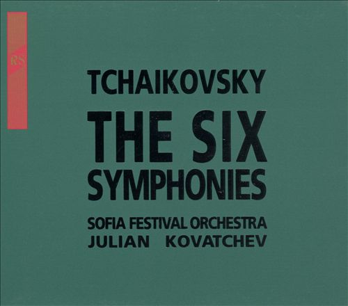 Tchaikovsky: The Six Symphonies (Box Set)