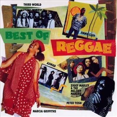 The Best of Reggae [K-Tel]