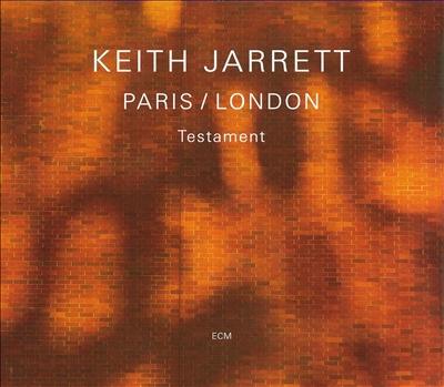Paris/London (Testament)