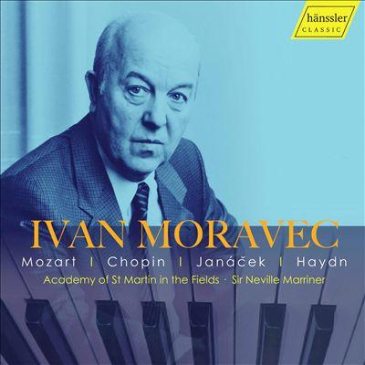 Ivan Moravec: Mozart, Chopin, Janácek, Haydn
