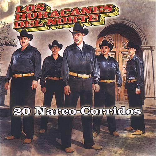 20 Narco-Corridos