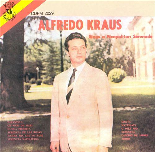 Alfredo Kraus Sings A Neopolitan Serenade