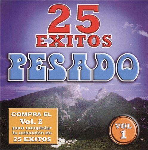 25 Exitos Pesados, Vol. 1